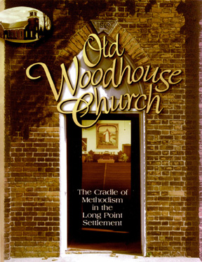 Woodhouse United Church history book cover